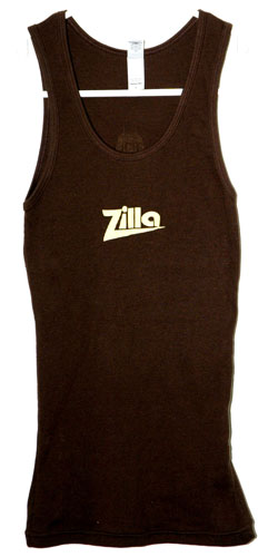 Women's Tank - brown